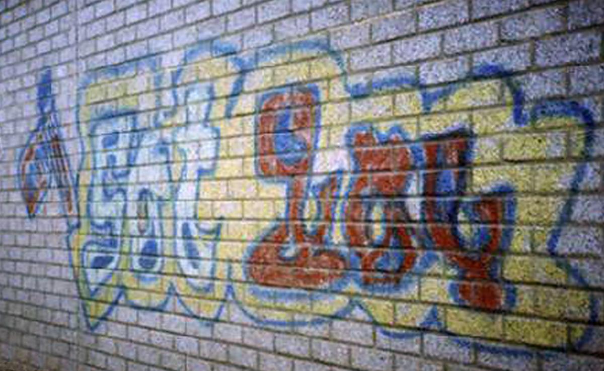 gomad old school graffiti 1985 geleen