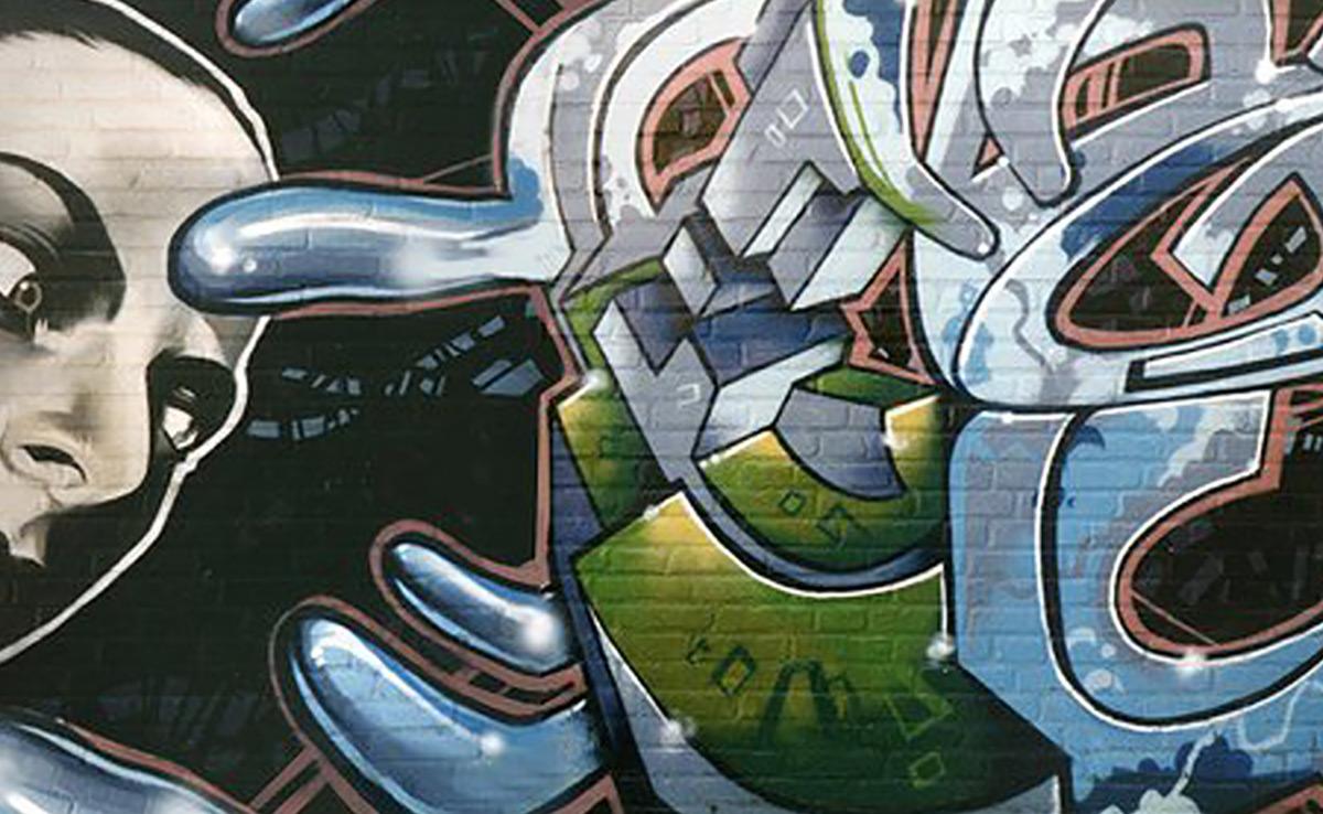 gomad old school graffiti 1997 maastricht