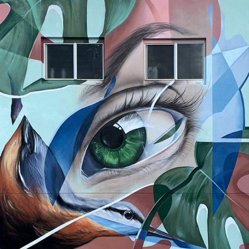 streetart mural muurschildering graffiti wynwood miami