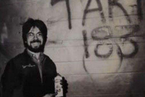 de geschiedenis van graffiti